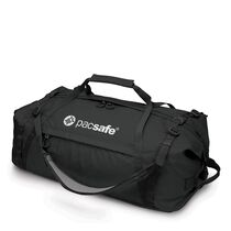 Duffelsafe AT80 anti-theft adventure duffel, Black